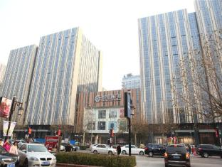 Jinan Bedom Service Apartments Quancheng Square