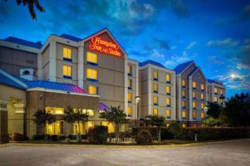 Hampton Inn & Suites North Fort Worth Alliance Airport