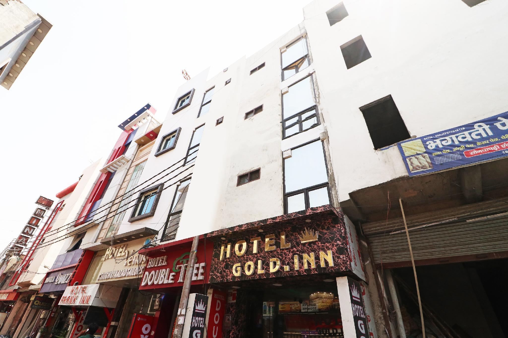 SPOT ON 39684 Gold Inn, Ghaziabad