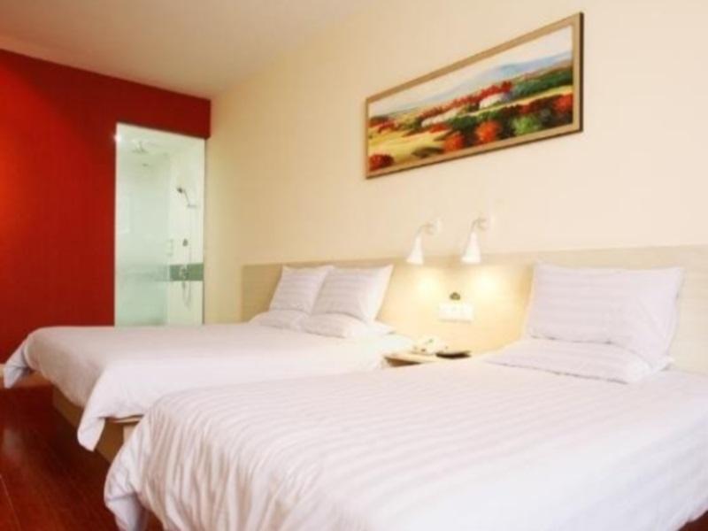 Hanting Hotel Nantong Jinfeida Square  Branch, Nantong