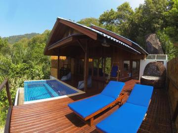 """The Place"" to be auf Koh Tao"