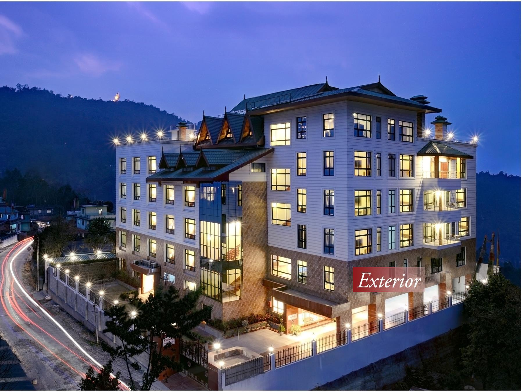 Summit Sobralia Resort and Spa, South Sikkim