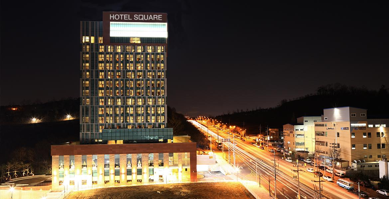 Hotel Square, Ansan