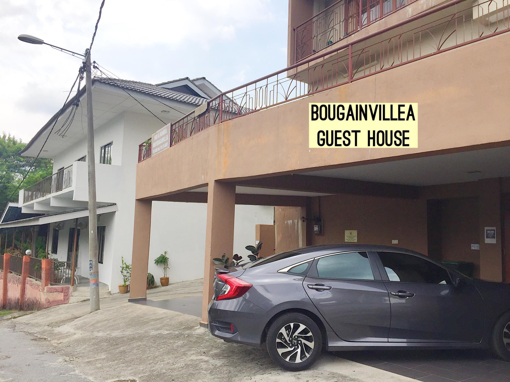 Nur Bougainvillea Villa, Kuala Lumpur
