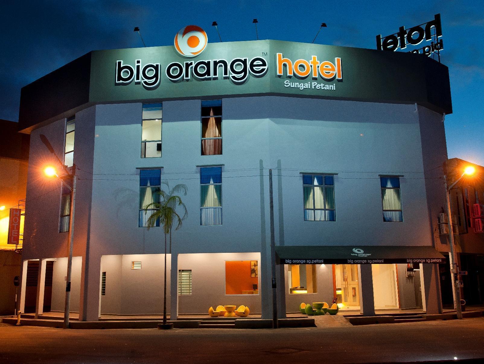 Big Orange Hotel Sungai Petani, Kuala Muda
