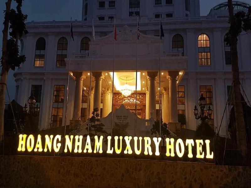 Hoang Nham Luxury Hotel