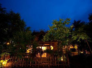 Detached Japanese-style Room (8 tatami) [Non Smoking] [Half Board] [Sleeps 2]