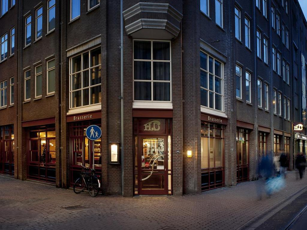 Best price on hampshire hotel rembrandt square amsterdam for Amsterdam low cost hotel