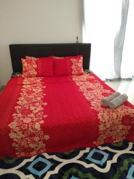 KSL D'esplanade 2BR unit+fully furnished+free WiFi