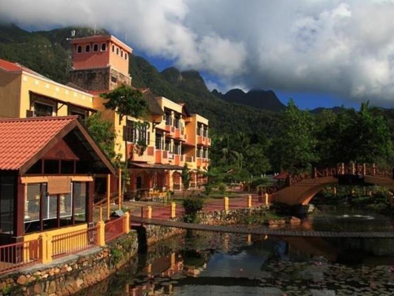 地質公園飯店