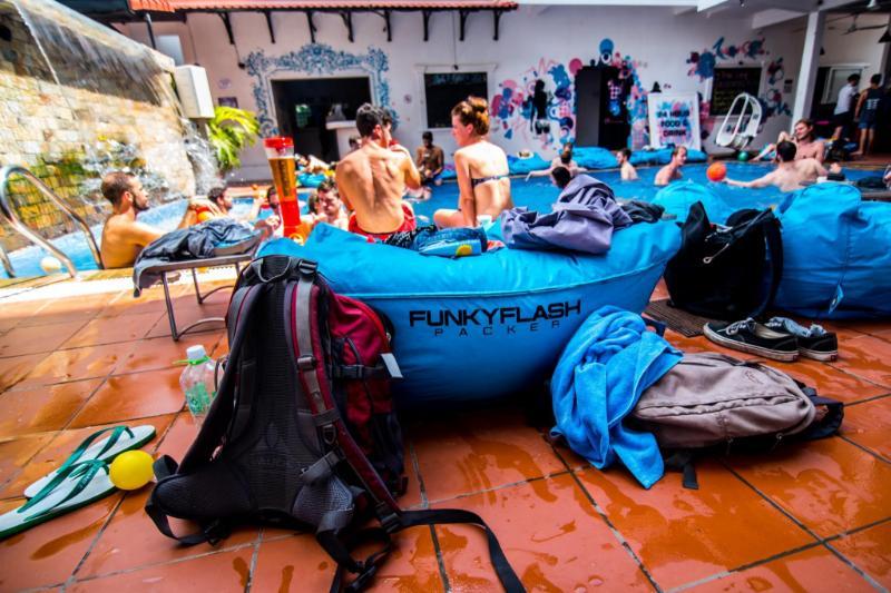 Funky Flashpacker Hostel