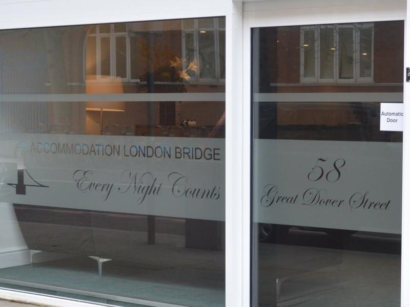 アコモデーション ロンドン ブリッジ ホテル