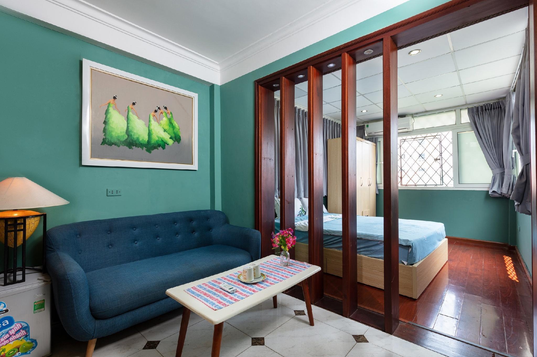 The Art - Hung Viet Apartment, Hoàn Kiếm