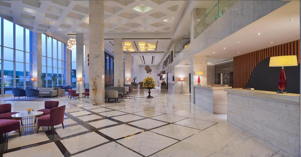 Radisson Hotel Agra Hotel hall