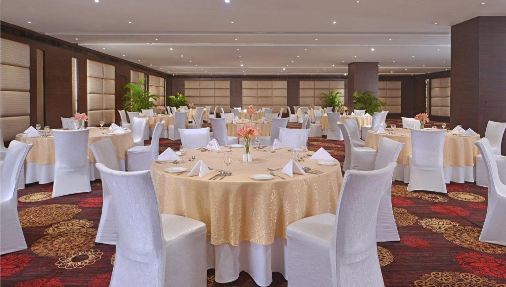 Radisson Hotel Agra 宴会厅