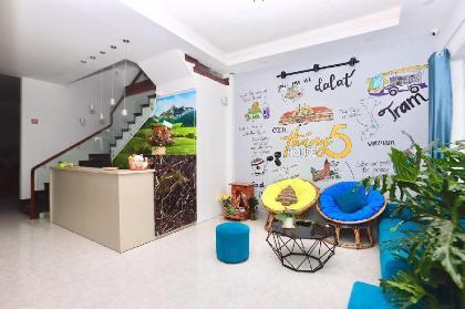 The Art - Tháng 5 House Đà Lạt