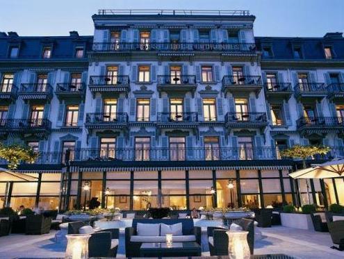 Hotel Des Trois Couronnes & Spa, Pays-d'Enhaut