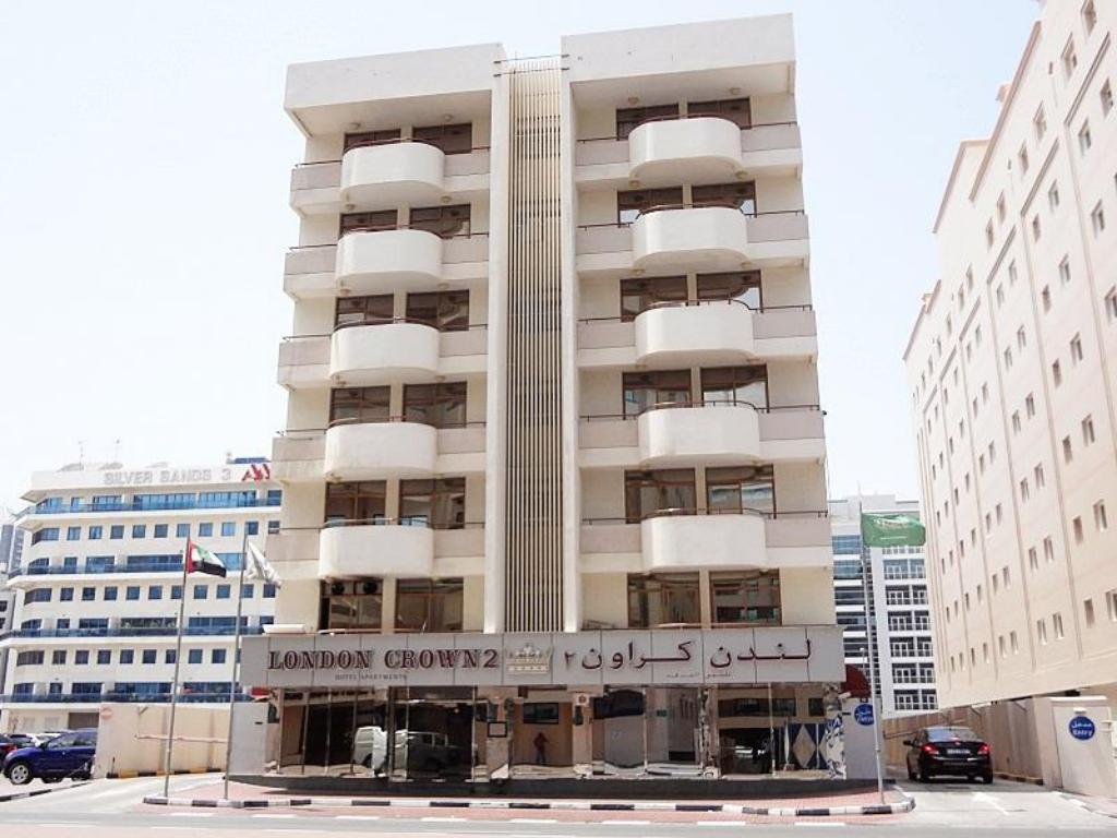 Best price on london crown 2 hotel apartment in dubai for Hotel apartments in dubai