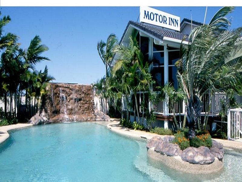 Runaway Bay Motor Inn, Paradise Point-Runaway Bay