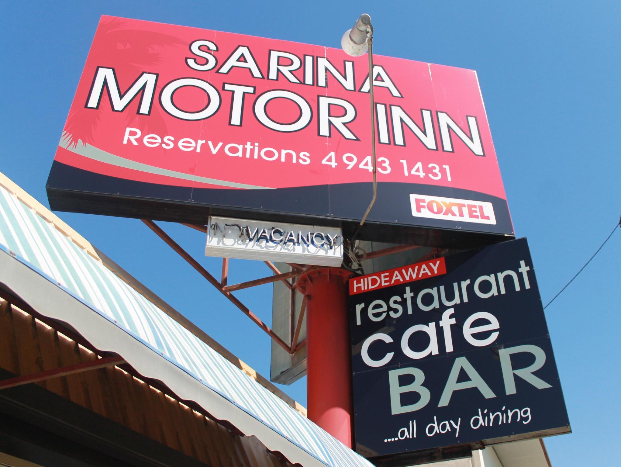 Sarina Motor Inn, Sarina
