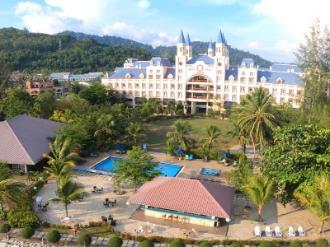 Bella Vista Waterfront Resort, Langkawi
