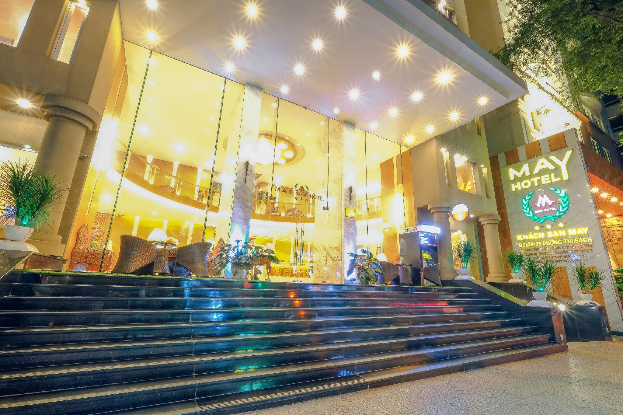 Khách Sạn May Hồ Chí Minh