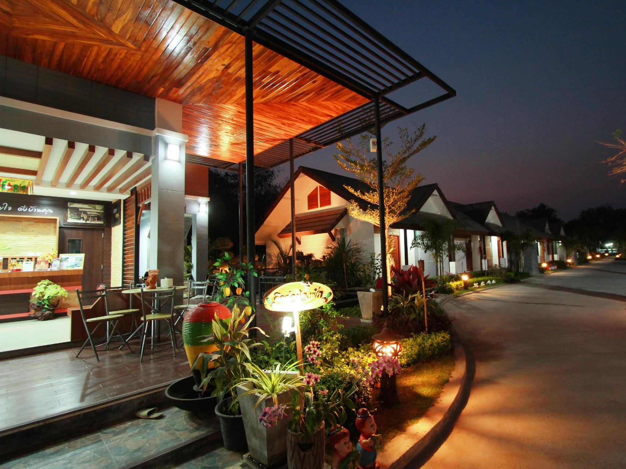 Phakawan Hotel, Muang Maha Sarakam