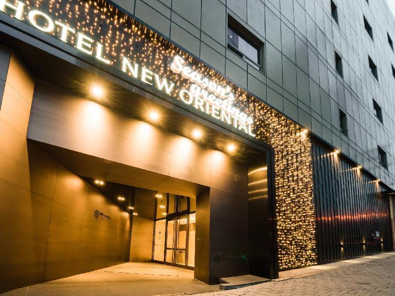 ニュー オリエンタル ホテル