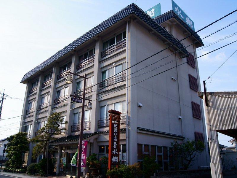Ryokan Suigou, Yurihama