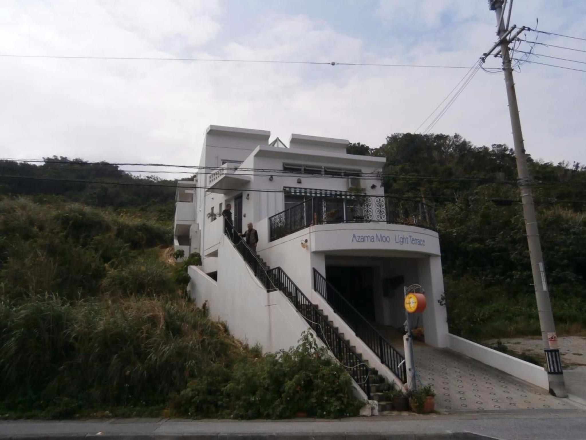 Auberge Azama Moon Light Terrace, Nanjō