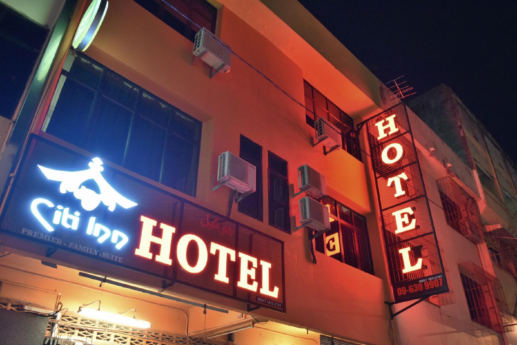 DJ Citi Inn Hotel, Kuala Terengganu