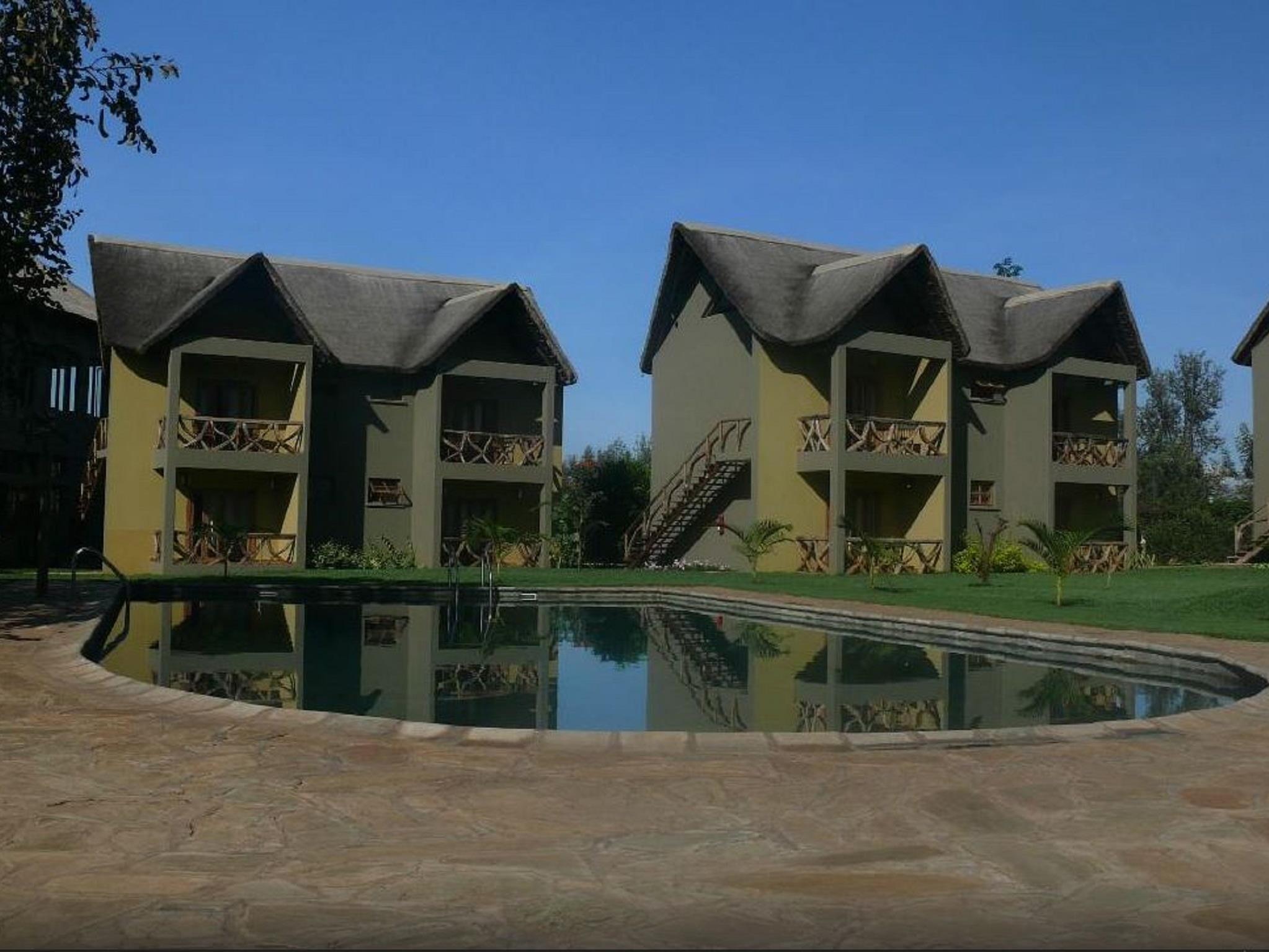 Weru Weru River Lodge, Hai