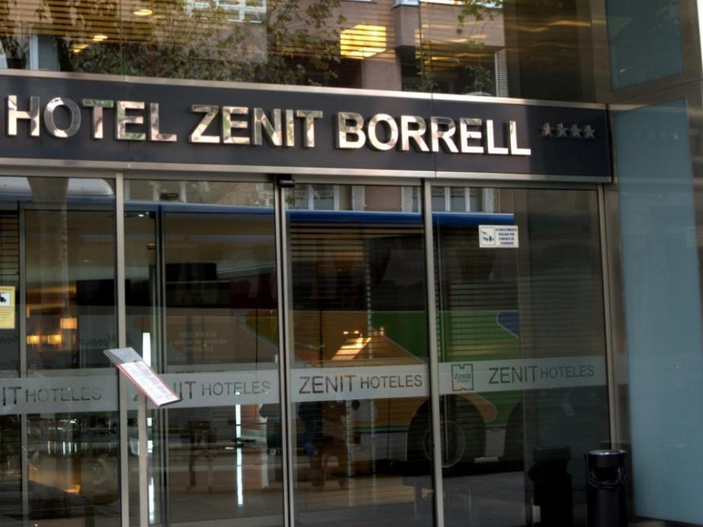 Best Price on Hotel Zenit Borrell in Barcelona + Reviews