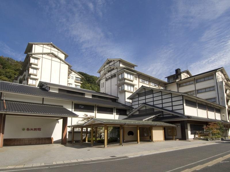 Yukai Resort Misasaonsen Saiki Bekkan Kaiseki, Misasa