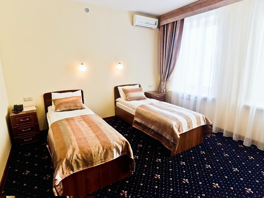 Victoria Hotel, Zelenovskiy