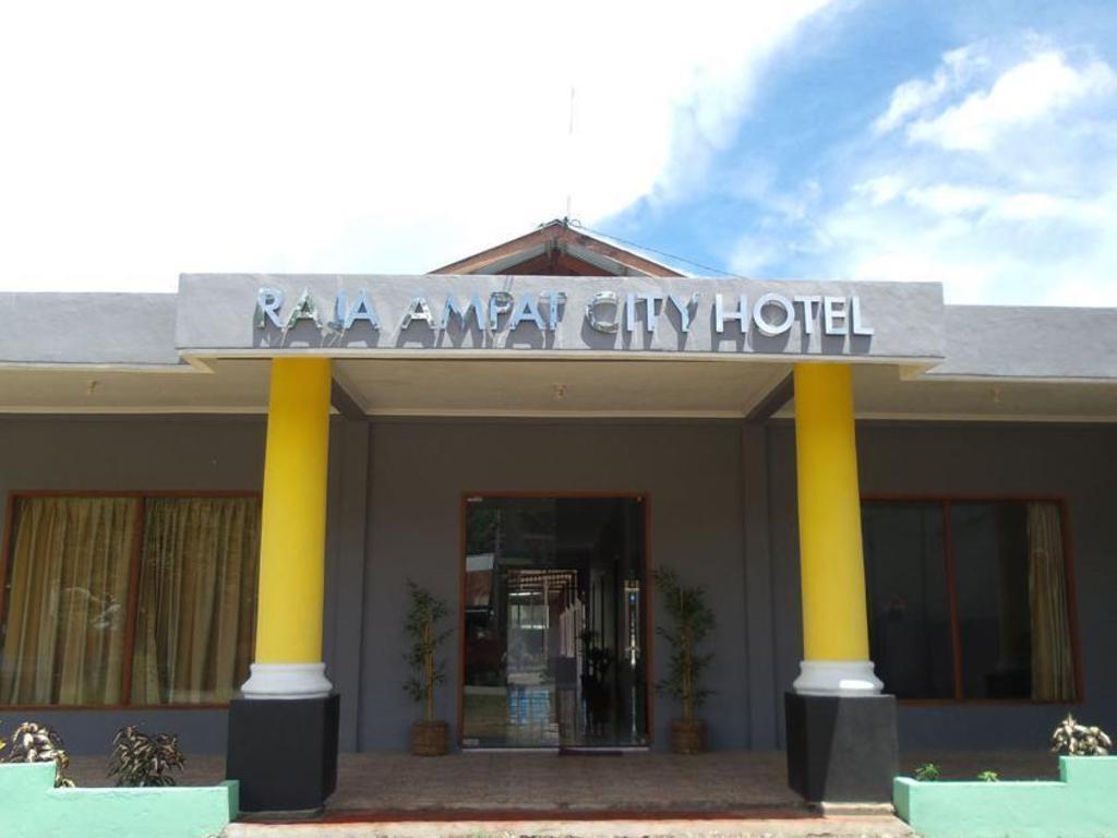 Hotel Murah Di Raja Ampat Papua