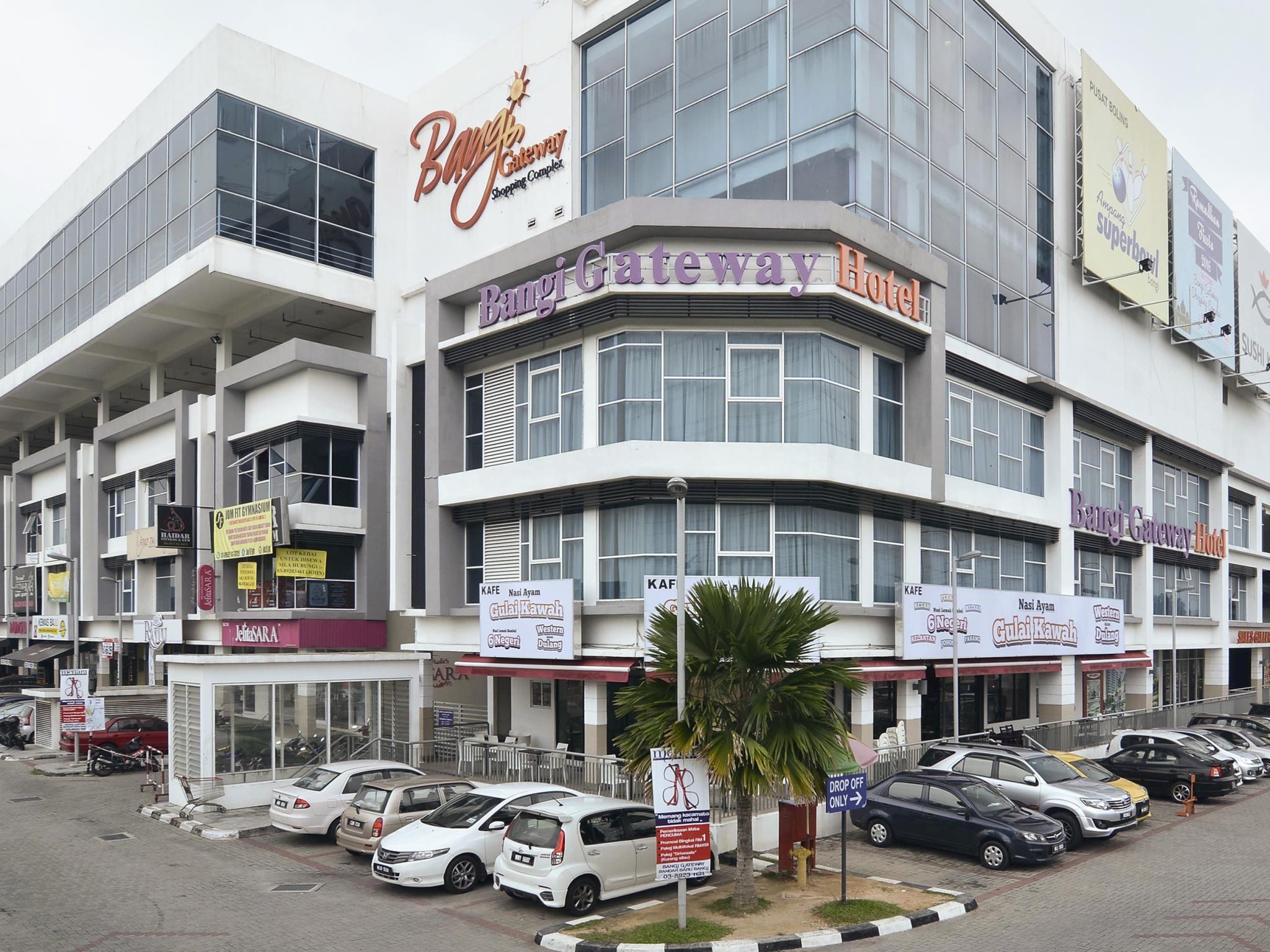 Bangi Gateway Hotel,Kuala Lumpur UKM KTM Komuter Station