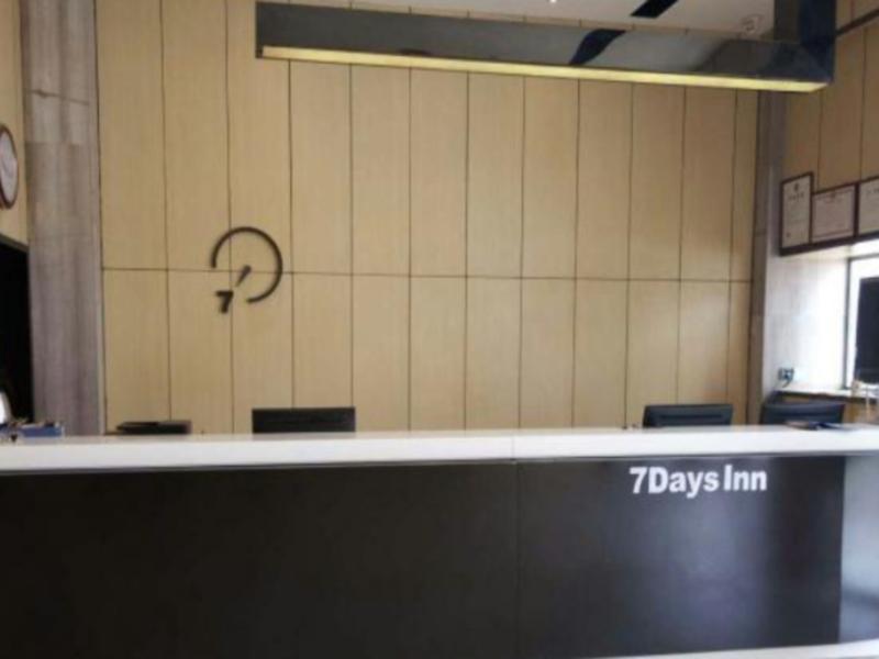 7 Days Inn Suizhou Jiaotong Street Luhe Branch
