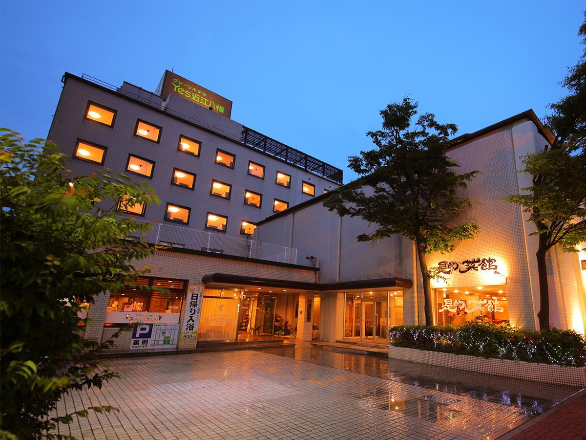 Green Hotel Yes Omihachiman, Ōmihachiman