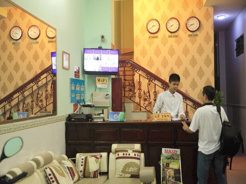 Khách Sạn Cao Bằng Vũng Tàu