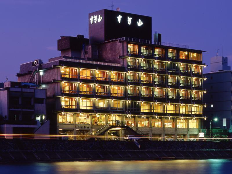 Usyounoie Sugiyama Hotel, Gifu