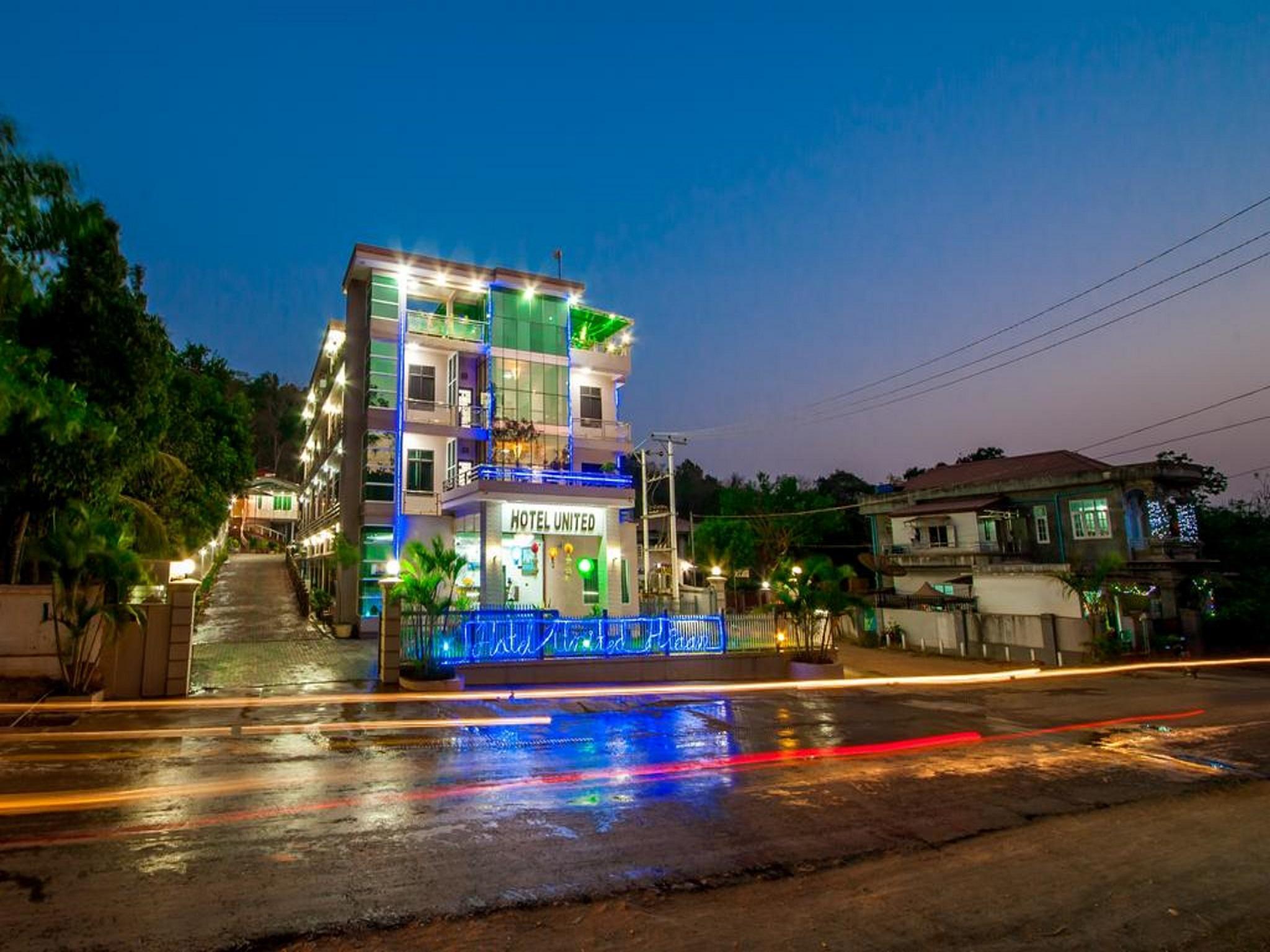 Hotel United, Kawkareik