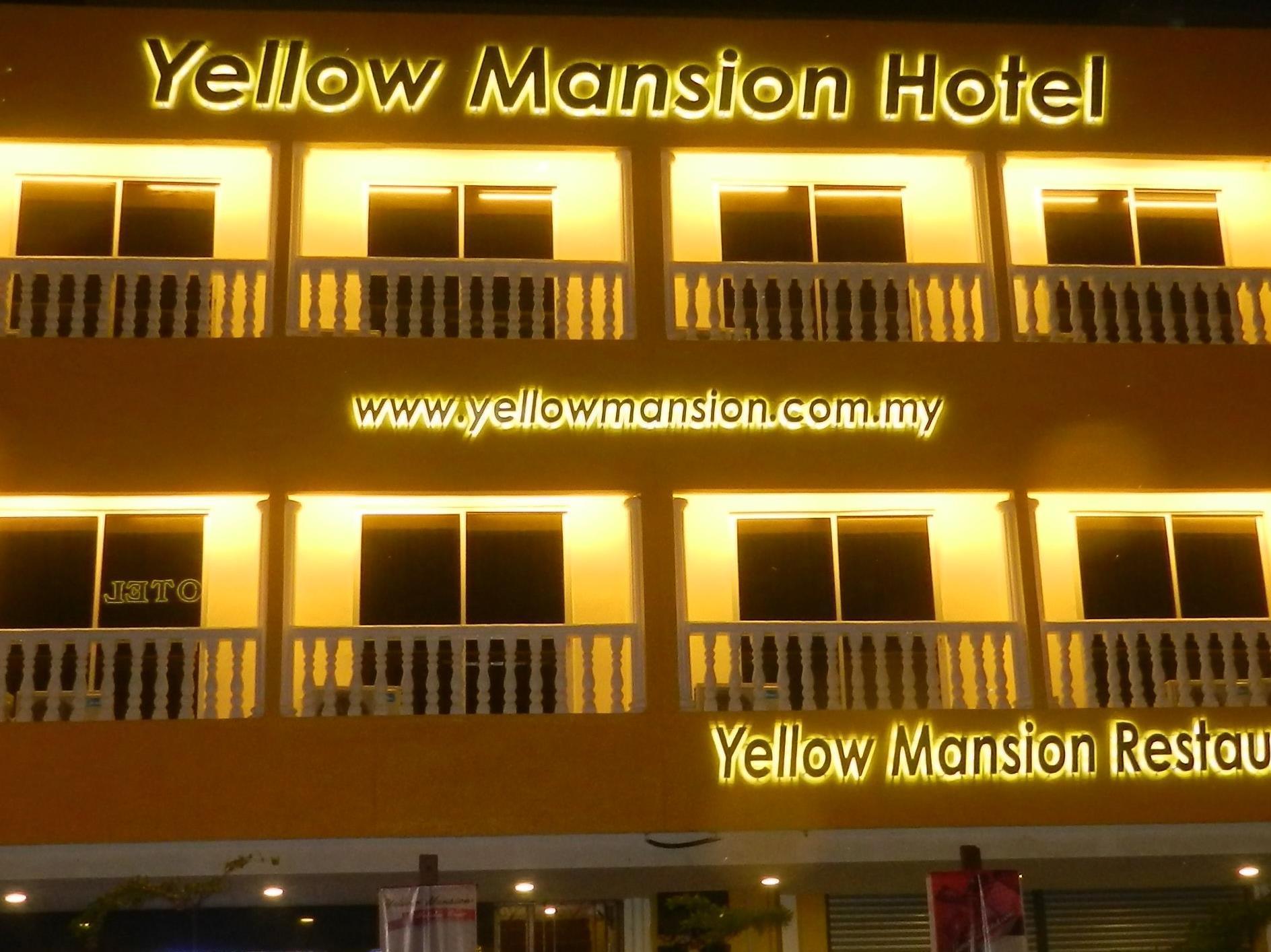 Yellow Mansion Hotel Melaka Raya, Kota Melaka