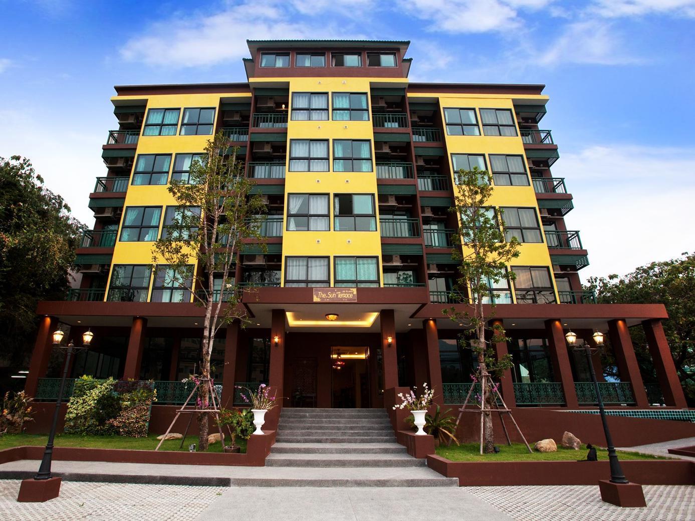 The Sun Terrace Hotel, Muang Chiang Mai