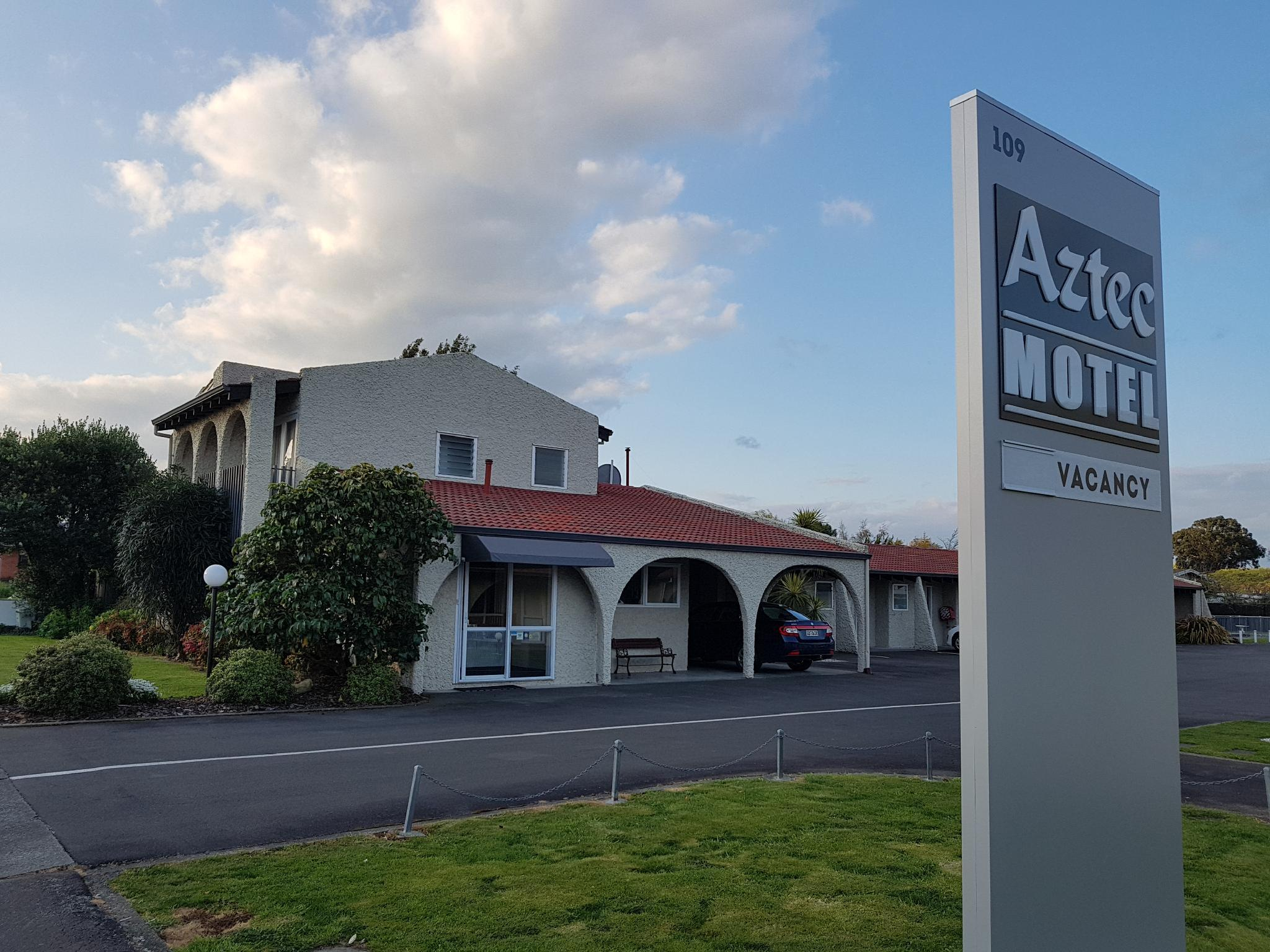 Aztec Motel, Palmerston North