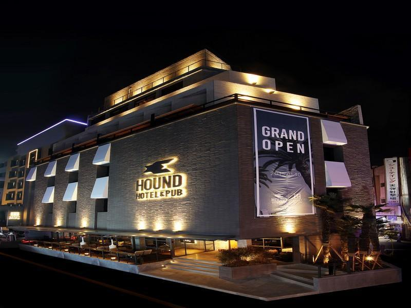 Hound Hotel, Busanjin