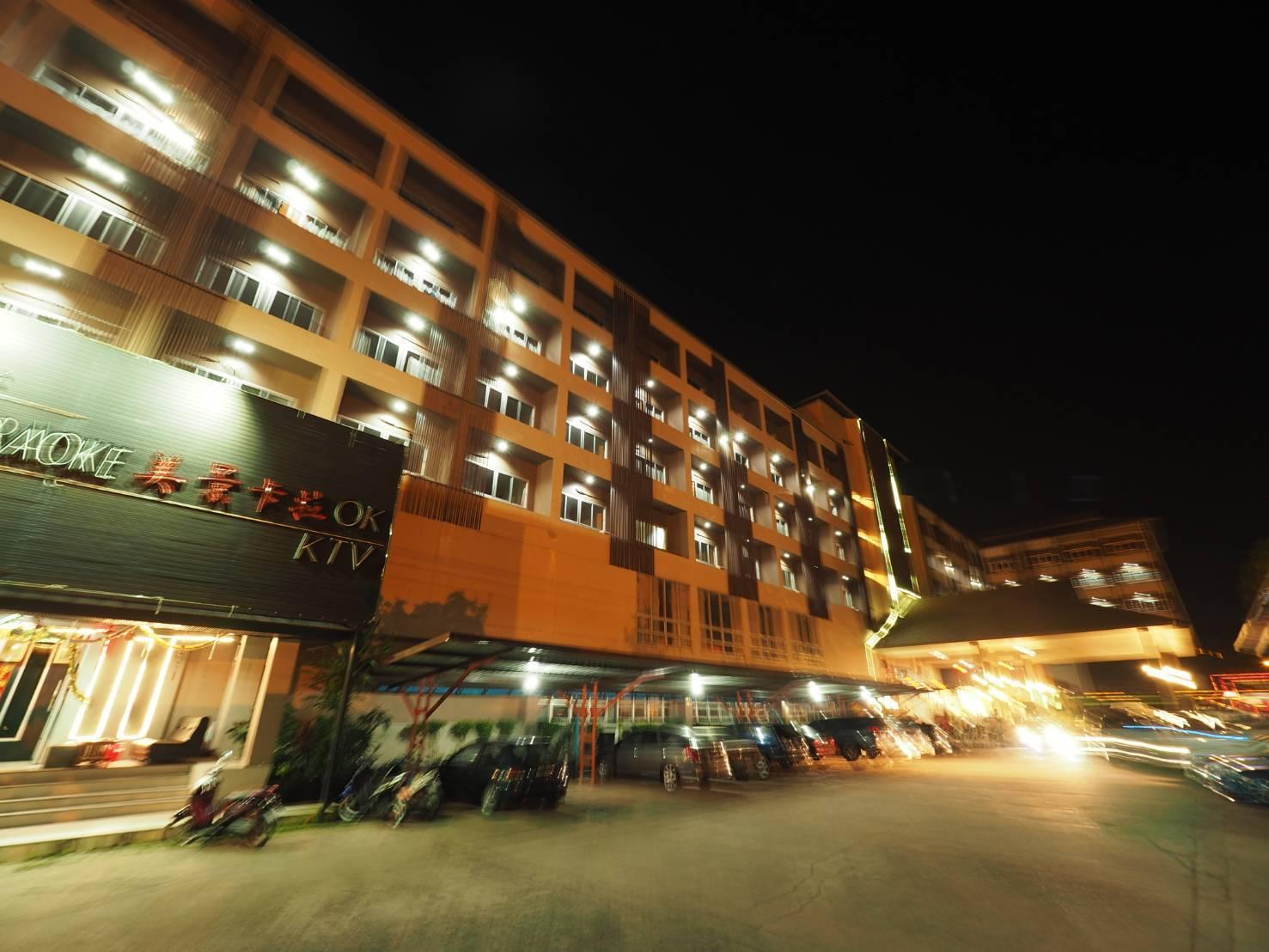 Garden View Betong Hotel, Batong
