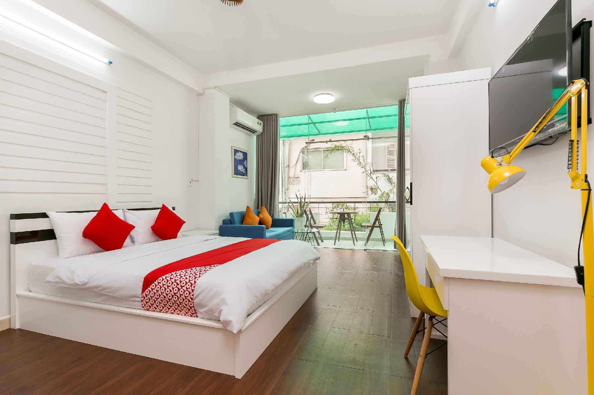 OYO 256 Green Apartment, Quận 1