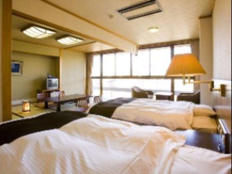 Nagaragawa Spa Hotel Park, Gifu