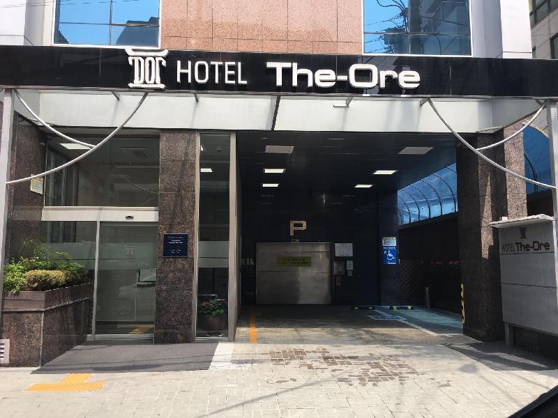 ホテル ジ - オーレ